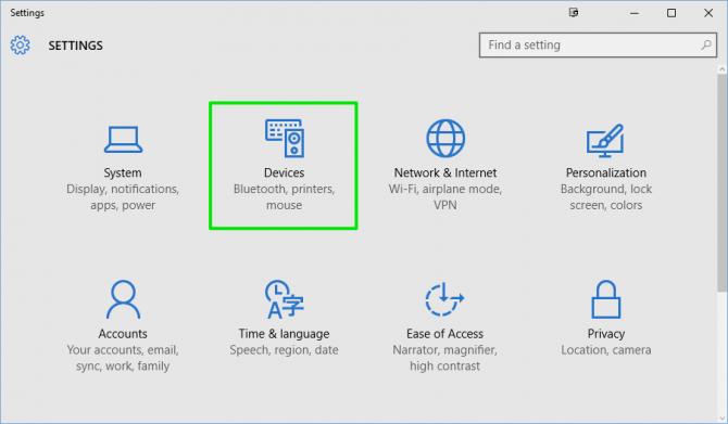 Cách cài đặt kết nối, thêm máy in vào máy tính Windows 10 3