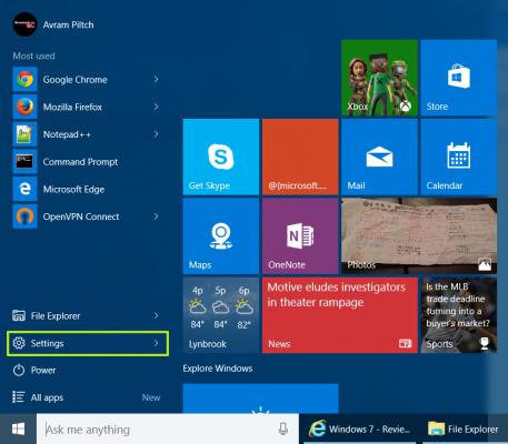 Cách thêm mới tài khoản Windows 10 cho trẻ em và người lớn 1