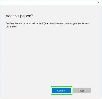 Cách thêm mới tài khoản Windows 10 cho trẻ em và người lớn 14