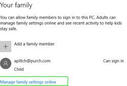 Cách thêm mới tài khoản Windows 10 cho trẻ em và người lớn 18