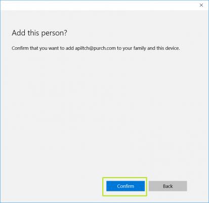 Cách thêm mới tài khoản Windows 10 cho trẻ em và người lớn 22