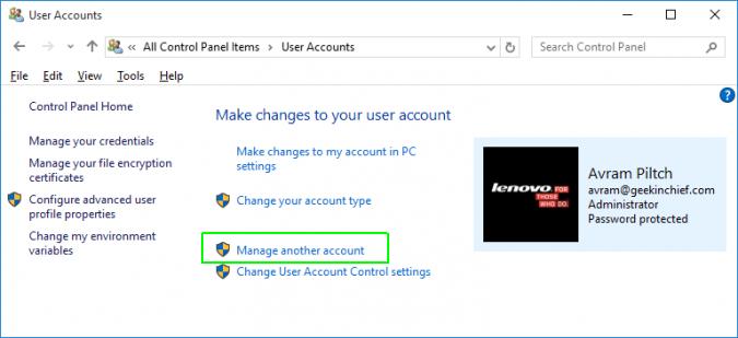 Cách thêm mới tài khoản Windows 10 cho trẻ em và người lớn 9