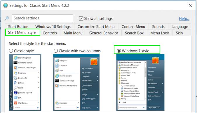 Cách làm cho Windows 10 có trải nghiệm giống như Windows 7 4