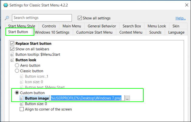 Cách làm cho Windows 10 có trải nghiệm giống như Windows 7 5