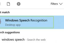 Cách cài đặt, kích hoạt Speech Recognition điều khiển giọng nói trên Windows 10 1