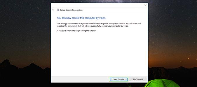 Cách cài đặt, kích hoạt Speech Recognition điều khiển giọng nói trên Windows 10 10