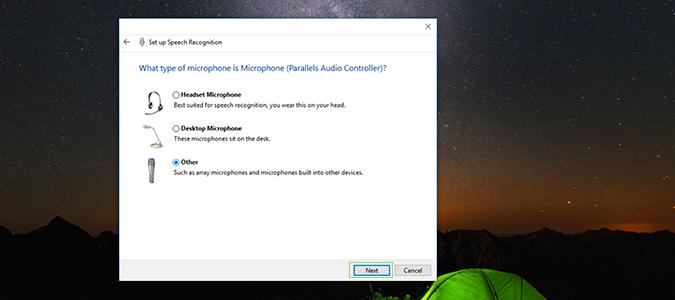 Cách cài đặt, kích hoạt Speech Recognition điều khiển giọng nói trên Windows 10 3