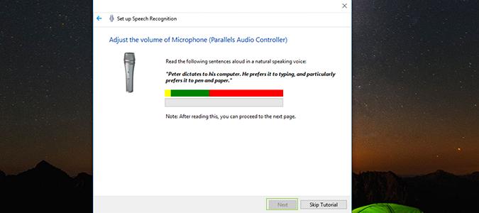 Cách cài đặt, kích hoạt Speech Recognition điều khiển giọng nói trên Windows 10 5