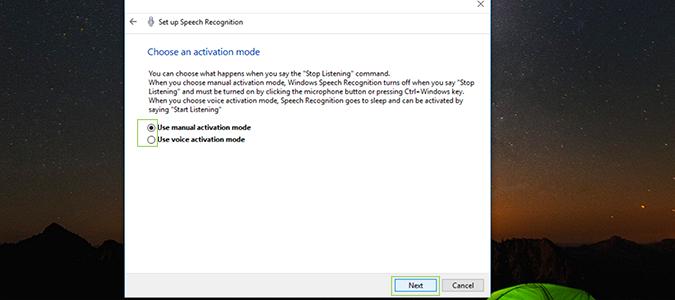 Cách cài đặt, kích hoạt Speech Recognition điều khiển giọng nói trên Windows 10 7