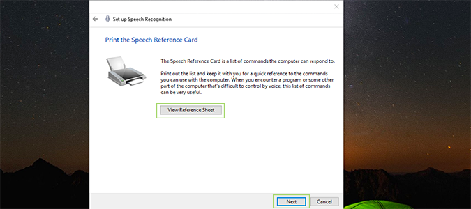 Cách cài đặt, kích hoạt Speech Recognition điều khiển giọng nói trên Windows 10 8