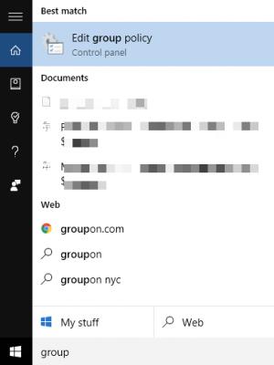 Cách ẩn tên và địa chỉ email trên màn hình login Windows 10 2