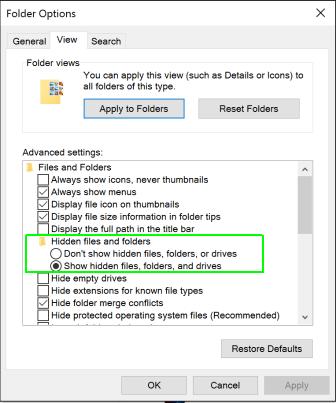 Cách tìm ảnh nền màn hình mặc định Spotlight trên Windows 10 4