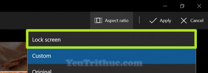 Cách chỉnh ảnh nền vừa fit màn hình desktop trên Windows 10 6