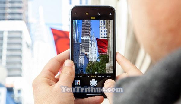 Cách sử dụng Haptic Touch trên iPhone XR thay thế 3D Touch 1