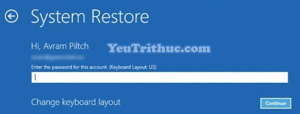 Cách sửa lỗi Repair Windows 10 không khởi động vào hệ thống 7