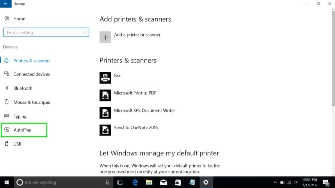 Cách vô hiệu hóa, tùy chỉnh cài đặt Autoplay trên Windows 10 2
