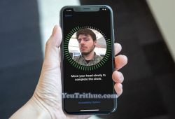 Cách đăng ký, thiết lập cài đặt khuôn mặt Face ID thứ 2 trên iOS 12 1
