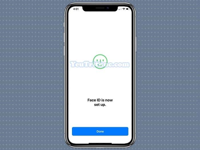 Cách đăng ký, thiết lập cài đặt khuôn mặt Face ID thứ 2 trên iOS 12 10