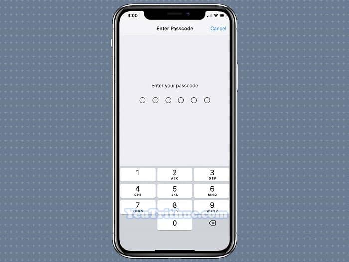 Cách đăng ký, thiết lập cài đặt khuôn mặt Face ID thứ 2 trên iOS 12 4
