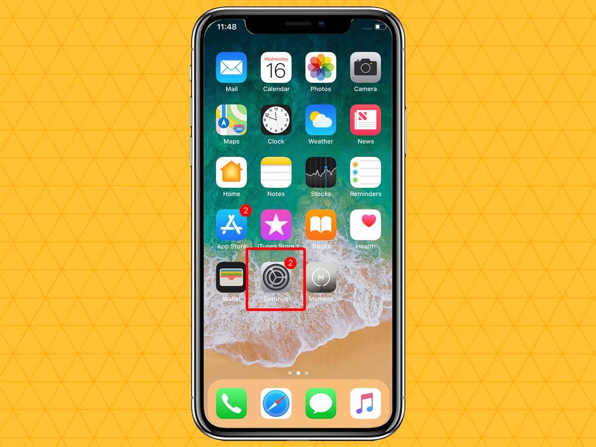 Passcode trên iPhone XR, XS, XS Max 1