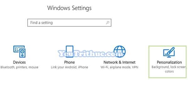 Cách cài đặt Themes cho Windows 10 để đổi giao diện mới 3