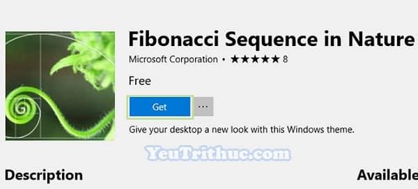 Cách cài đặt Themes cho Windows 10 để đổi giao diện mới 7