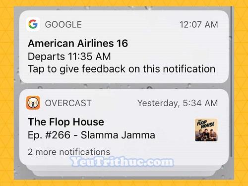 Cách sử dụng các tính năng mới của iOS 12 trên iPhone XS, XR 2
