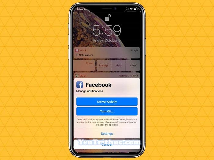 Cách sử dụng các tính năng mới của iOS 12 trên iPhone XS, XR 3