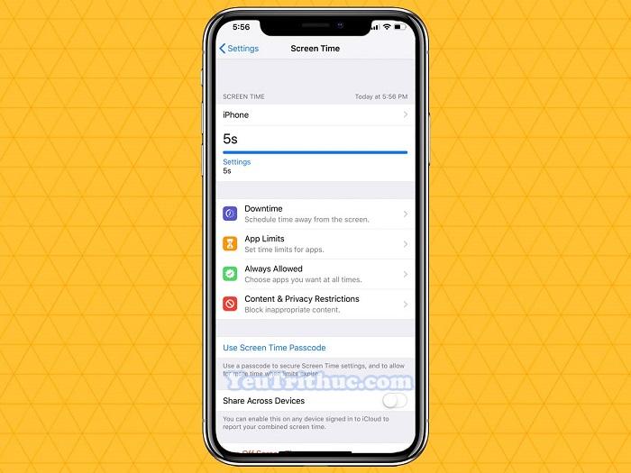 Cách sử dụng các tính năng mới của iOS 12 trên iPhone XS, XR 4