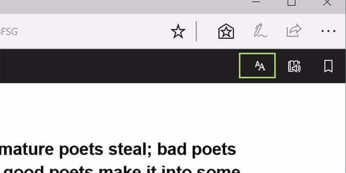 Cách cài đặt Font chữ, Theme đọc sách trên trình duyệt Edge 5