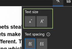 Cách cài đặt Font chữ, Theme đọc sách trên trình duyệt Edge 6