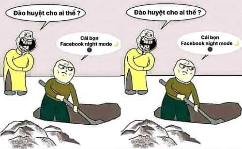 Facebook Night Mode là gì 1