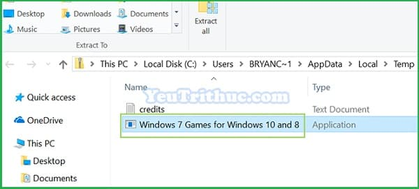 Cách tải và cài đặt game cổ điền Windows 7 cho Windows 10 6