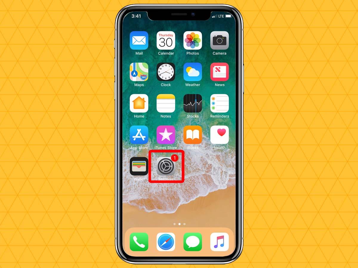 Cách kết nối tai nghe không dây qua Bluetooth trên iPhone XS, XR 2