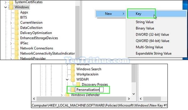 Cách xóa, loại bỏ màn hình khóa Lock Screen trên Windows 10 4