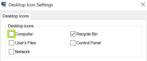 Cách mang trở lại My Computer trên Windows 10 thay vì This PC 4