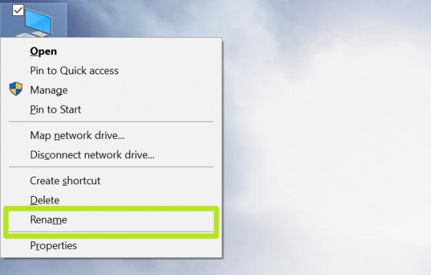 Cách mang trở lại My Computer trên Windows 10 thay vì This PC 7