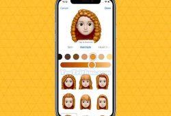 Cách sử dụng tính năng tạo biểu tượng cảm xúc Memoji trên iOS 12 7