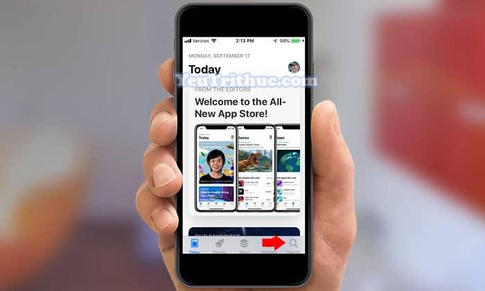 Cách download tải ứng dụng phím tắt Shortcuts dành cho iOS 12 3