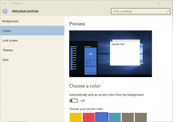 Cách tự tạo giao diện Theme riêng tùy chỉnh trên Windows 10 4