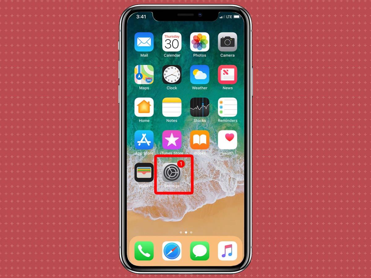 Cách chỉnh thời gian khóa màn hình iPhone XS, XR 1