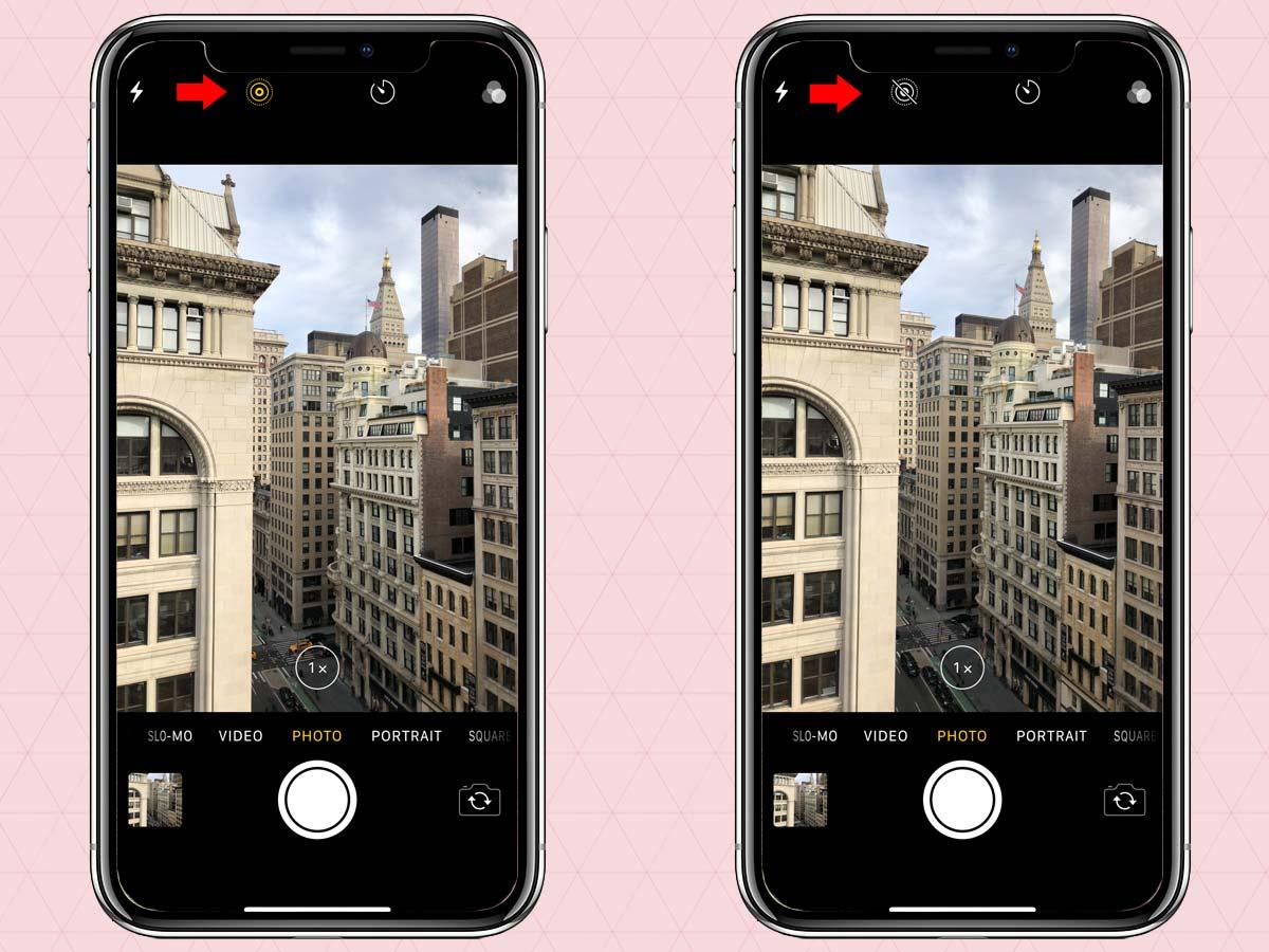 Cách vô hiệu hóa, tắt tính năng Live Photo trên iPhone XS, XR, XS Max 2