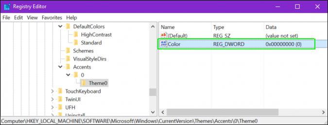 Cách thêm màu nền tùy chỉnh cho Windows 10 11