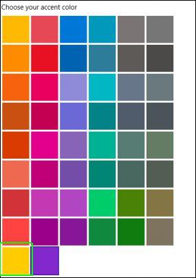 Cách thêm màu nền tùy chỉnh cho Windows 10 12