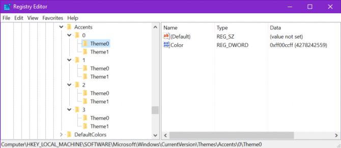 Cách thêm màu nền tùy chỉnh cho Windows 10 13