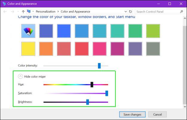 Cách thêm màu nền tùy chỉnh cho Windows 10 4