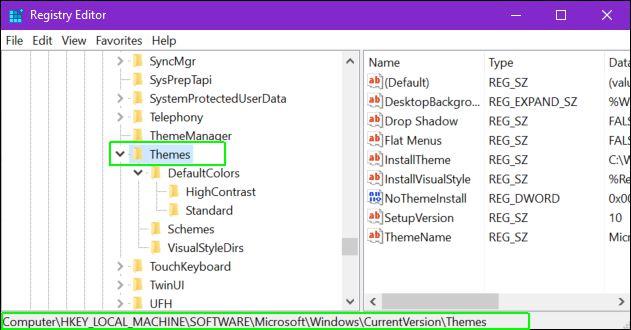 Cách thêm màu nền tùy chỉnh cho Windows 10 6