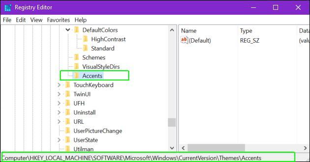 Cách thêm màu nền tùy chỉnh cho Windows 10 8