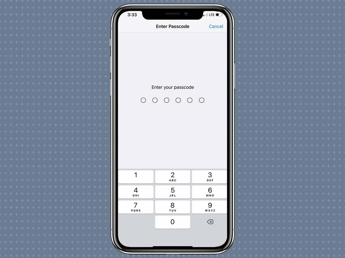 Cách sử dụng chế độ USB Restricted Mode trên iPhone XS, XR 3