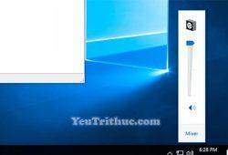 Cách mang trở lại giao diện tùy chỉnh âm lượng cũ cho Windows 10 1